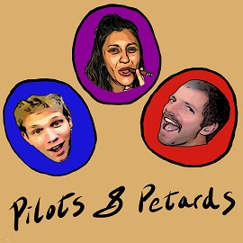 Pilots and Petards Podcast